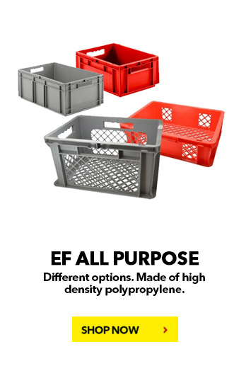 EF Containers BUY NOW! schaefershelving.com