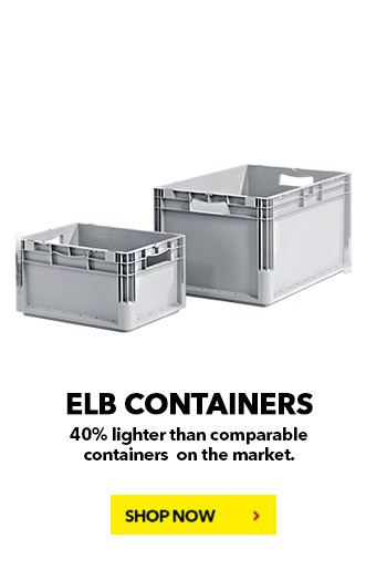 ELB Containers BUY NOW! schaefershelving.com