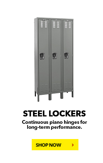 Steel Lockers BUY NOW! schaefershelving.com