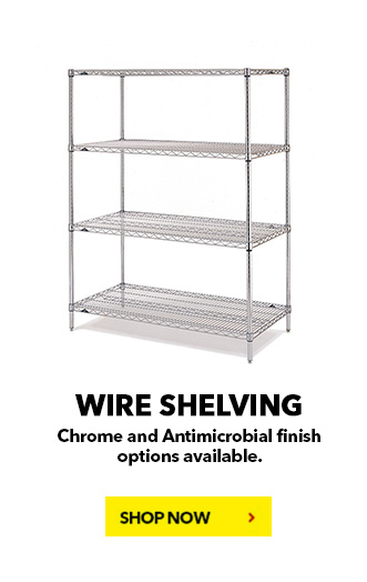 Wire Shelving BUY NOW! schaefershelving.com