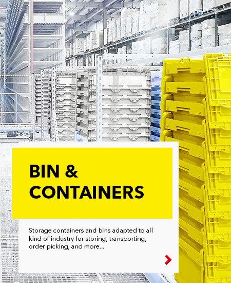 Bins & Containers