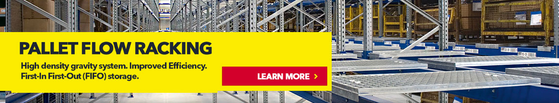 Schaefer Carton Flow Racking Systems. Learn more about warehouse projects.