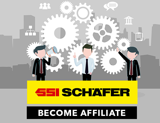 Work with us. Become an SchaeferShelving Affiliate.