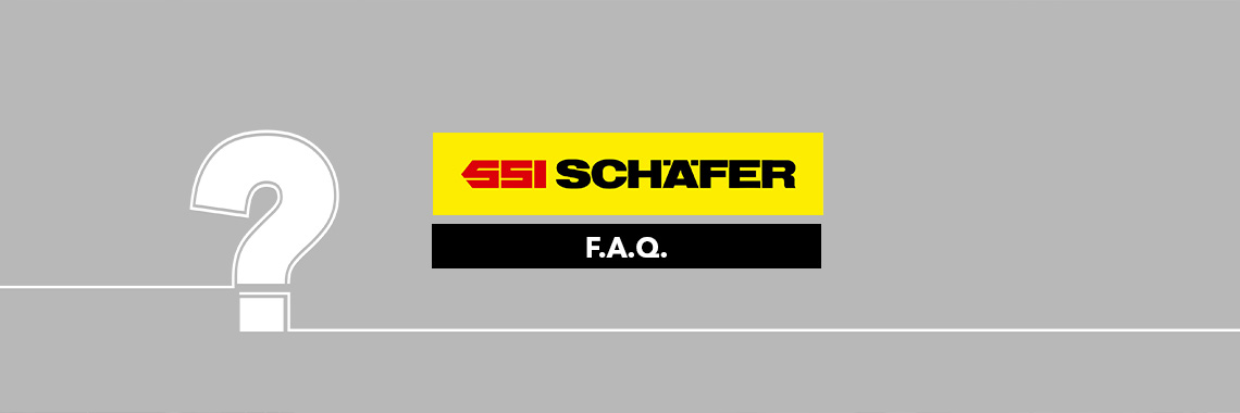 FAQ. Schaefer Shelving.