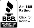 BBB-Accredited Business Seal-A+ Rating