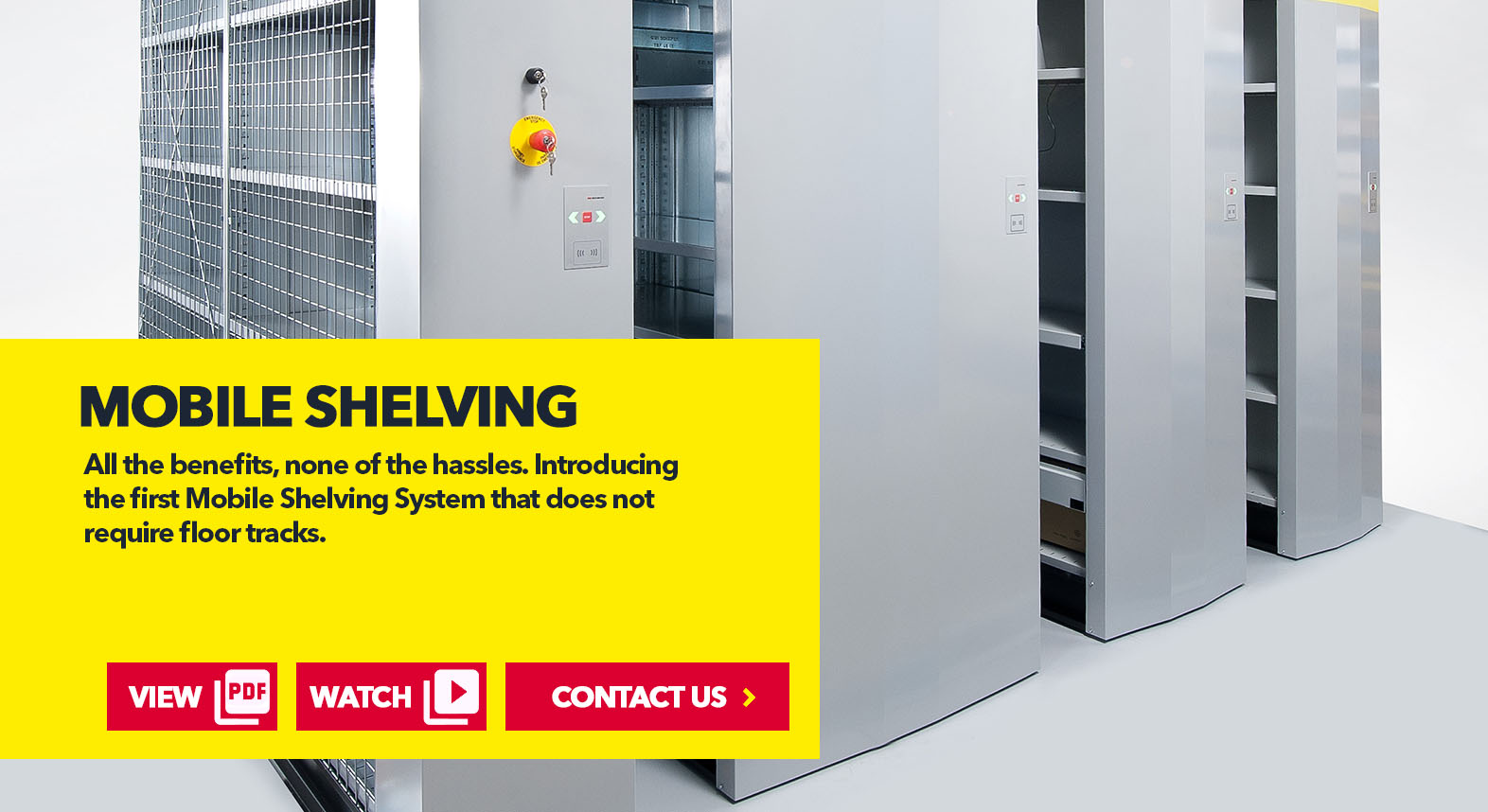 Mobile Trackless Shelving Systems by SSI Schaefer USA. Shop Now. Contact Us. www.chaefershelving.com