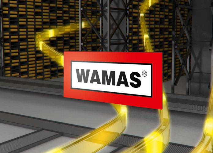 Contact us! Quality WAMAS® Warehouse Management System. SSI Schaefer. www.schaefershelving.com