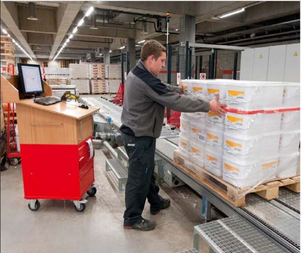 WAMAS® Warehouse Management System. Contact us! SSI Schaefer. www.schaefershelving.com