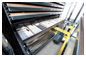 Exclusive Rack & Pinion Drive system that virtually eliminates tray maintenance, by Schaefer Shelving