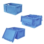 LTB Stackable Containers for manual or automated applications, by SSI Schaefer