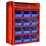 Porta-Fix™ Portable Bin Kits for small parts storage