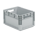 ELB Light Duty Straight Wall Container ELB.4220, by SSI SCHAEFER