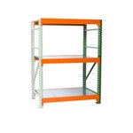Bulk Rack Shelving with Steel Decking Add on for all manual storage requirements on your Warehouse or Distribution Center, from SSI Schaefer