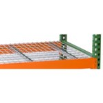 Bulk Rack Wire Decking to build your custom unit, from SSI Schaefer
