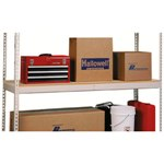 Medium Duty Extra Shelves for Steel Shelving Units for Warehouse, Industrial, Office , Everyday applications, from SSI Schaefer