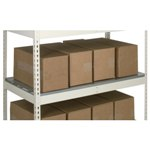 Medium Duty Extra Shelves with Steel Decking for Warehouse, Industrial, Office , Everyday applications, from SSI Schaefer
