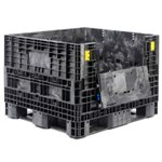 New Collapsible Bulk Containers design to save additional 12.5% on return freight costs, by SSI Schaefer