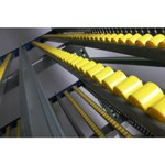 Schaefer KDR Gravity Flow Rack Guides for improved picking and storage efficiency, by SSI Schaefer