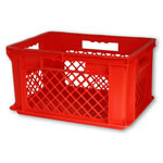 Schaefer Mesh Euro Fix Containers for food, industrial, distribution processes, by SSI Schaefer