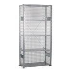 R3000 Heavy Duty Shelving Enclosure Panels, by SSI Schaefer