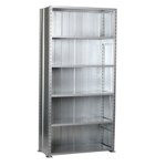 Schaefer R3000 Solid Panels to enclose your Heavy Duty Shelving Unit, by SSI Schaefer