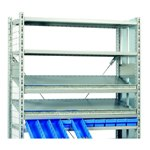 Front & Rails for R3000 & R4000 Heavy Duty Shelving Units, by SSI Schaefer