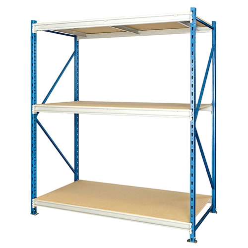 This US Manufactured Bulk Rack Shelving meets or exceeds all RMI requirements. These units are so truly ...  sc 1 st  Schaefer Shelving & Build your own Bulk Rack Shelving unit | SSI Schaefer