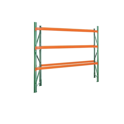 Pallet Rack Shelving Units for all your palletized storage requirements in your warehouse, from SSI Schaefer
