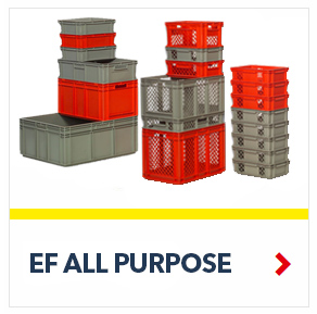 Euro Fix Containers For Food, Industrial, Distribution Processes, By SSI  Schaefer