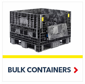Collapsible Bulk Containers by SSI SCHAEFER