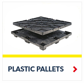 Plastic Pallets for all your Warehouse, Industrial and Shipping needs, by Schaefer Shelving