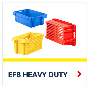 EFB Stack & Nest Containers