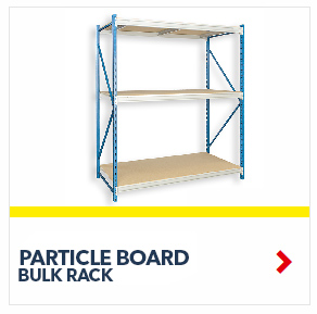 Bulk Rack Shelving Components to design your unit for all manual storage requirements on your Warehouse or Distribution Center, from SSI Schaefer