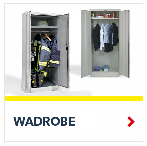 Wardrobe Cabinet to protect your tools, dies or personal items
