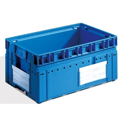 KLT Heavy Duty Plastic Automation Containers by Schaefer Shelving