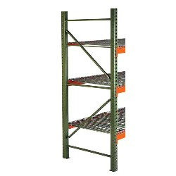 Pallet Rack Frames from SSI Schaefer