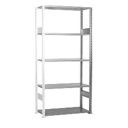 R3000 Heavy Duty Shelving Starter Units by SSI Schaefer