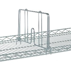 Wire Shelving Dividers from SSI Schaefer