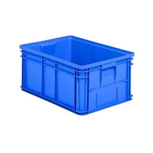 "Looking: 26""L x 19""W x 12""H 14-6 Straight Wall Stacking Plastic Bins 