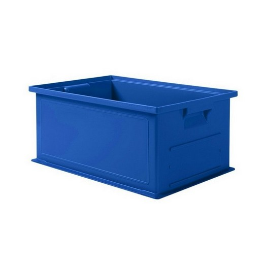 "Looking: 19""L x 13""W x 08""H 14-6 Straight Wall Stacking Plastic Bins 