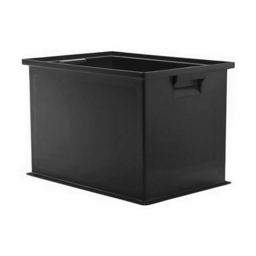 "Looking: 13""L x 19""W x 12""H 14-6 Straight Wall Stacking Conductive Containers 
