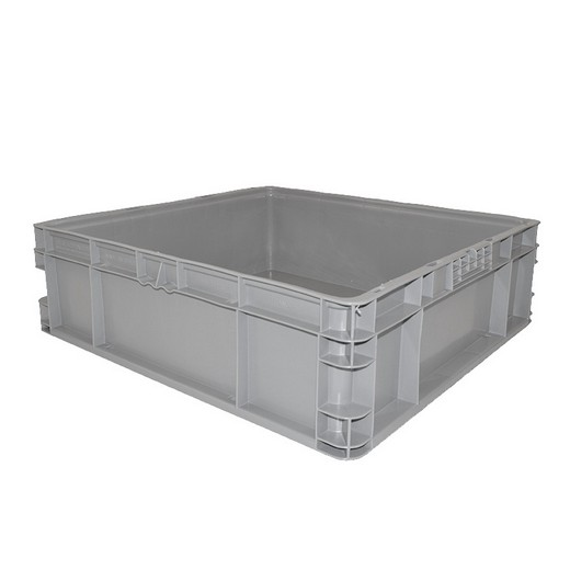 "Looking: 07""H x 22""W x 24""D AF TransTac Shipping Containers Solid Wall, No Molded-in Card Holder, Textured Bottom 