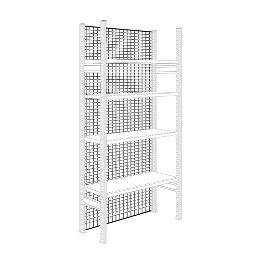 "Looking: 118""H x 36""D R3000 Shelving Wire Mesh Back Panels 