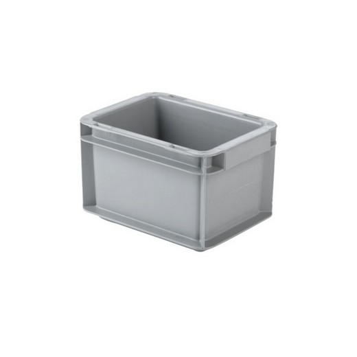 "Looking: EF Stackable Container Solid Base/Sides 08""L x 06""W x 05""H  