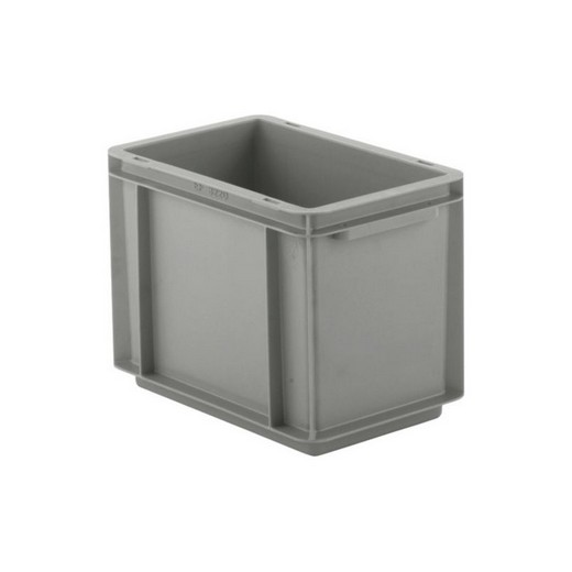 "Looking: EF Stackable Container Solid Base/Sides 12""L x 08""W x 09""H  