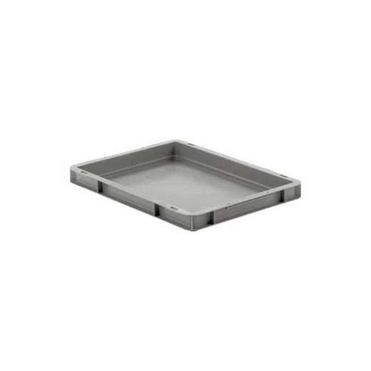 "Looking: EF Stackable Container Solid Base/Sides 16""L x 12""W x 02""H  