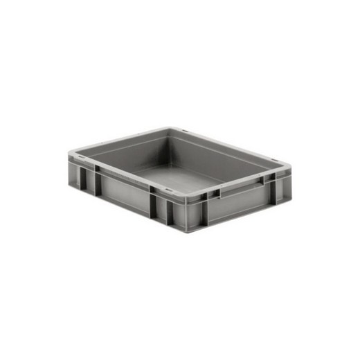 "Looking: EF Stackable Container Solid Base/Sides 16""L x 12""W x 04""H  