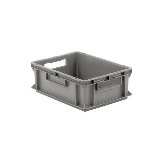 "Looking: EF Stackable Container Solid Base/Sides 16""L x 12""W x 06""H  