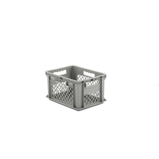 "Looking: EF Stackable Container Mesh Base/Sides 16""L x 12""W x 09""H  