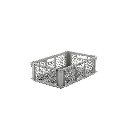"Looking: EF Stackable Container Mesh Base/Sides 24""L x 16""W x 07""H  